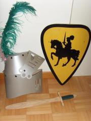 Ritter Schwert, Schild