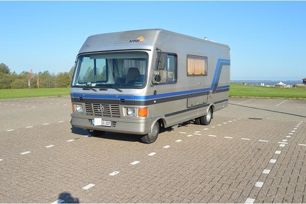 rmb 600 c siver line wohnmobil mercedes basis jahr 1988 scheckheft in friedrichshafen. Black Bedroom Furniture Sets. Home Design Ideas