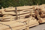 Robinienholz für Spielplatz