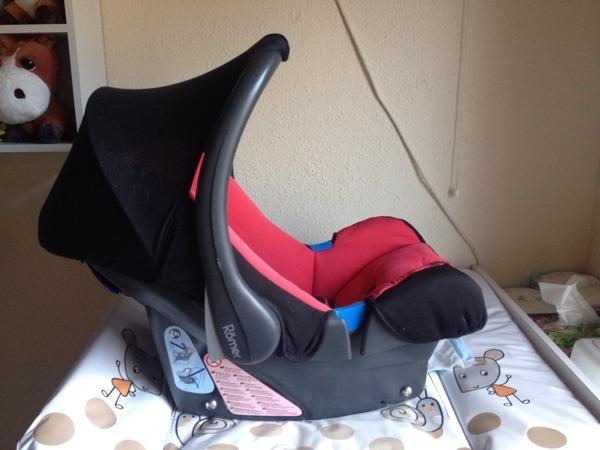 r mer babyschale in neuenstein autositze kaufen und. Black Bedroom Furniture Sets. Home Design Ideas