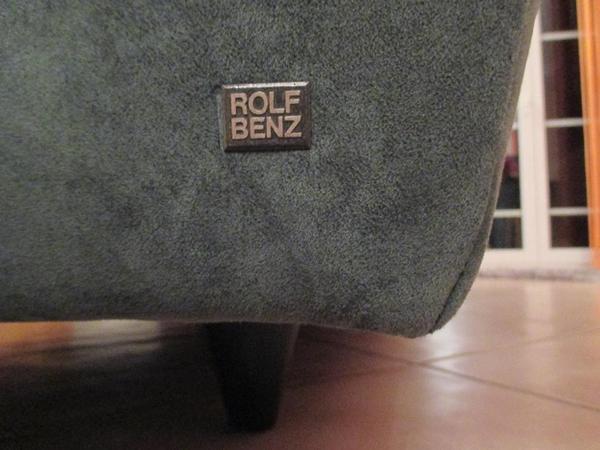 Sofas sessel m bel wohnen witten gebraucht kaufen for Rolf benz schlafcouch