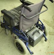 Rollstuhl elektrisch