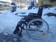 Rollstuhl selten gebraucht