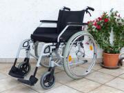 Rollstuhl von B&