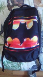 Rucksack mit Batman