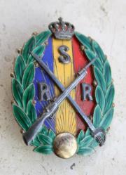 Rumänien Königreich Abzeichen