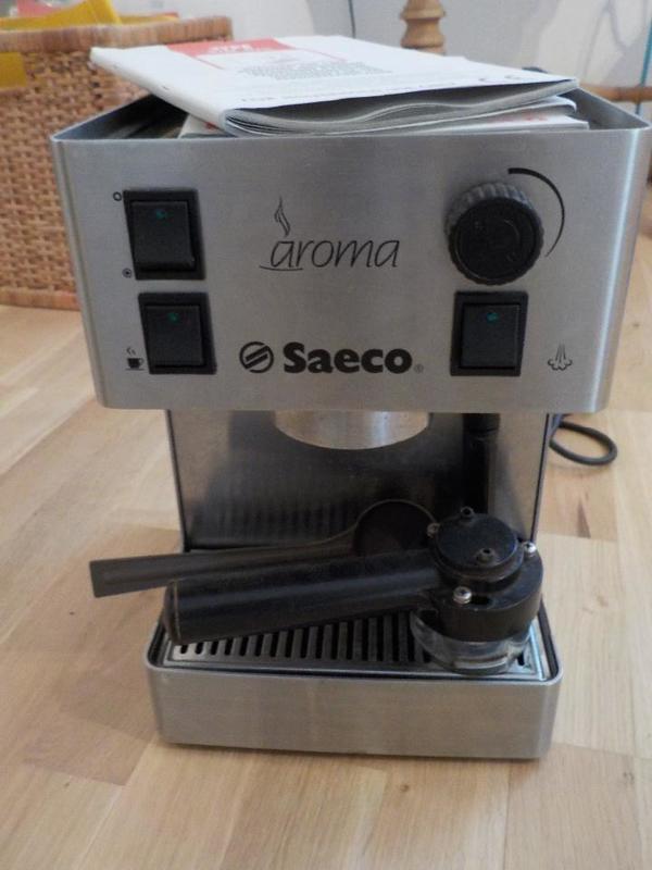 kaffee & espressomaschinen (haushaltsgeräte) münchen  ~ Kaffeemaschine Zu Verschenken