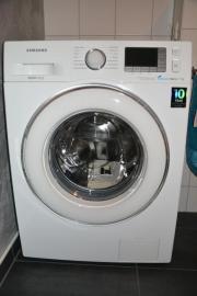 Samsung Waschmaschine Schaum