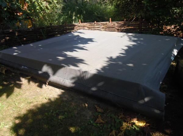 sandkastenabdeckung grau sandkasten in feldkirch. Black Bedroom Furniture Sets. Home Design Ideas