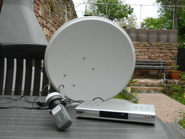 satellitensch ssel f r wohnwagen in keltern kaufen und