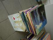 Schallplattensammlung Pop