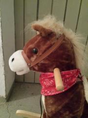 Schaukel Pferd