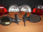 Scheinwerfer, Bremsleuchten, elektrische
