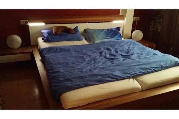 schlafzimmer bett kleiderschrank sideboard h lsta now 7 in m hlhausen schr nke sonstige. Black Bedroom Furniture Sets. Home Design Ideas
