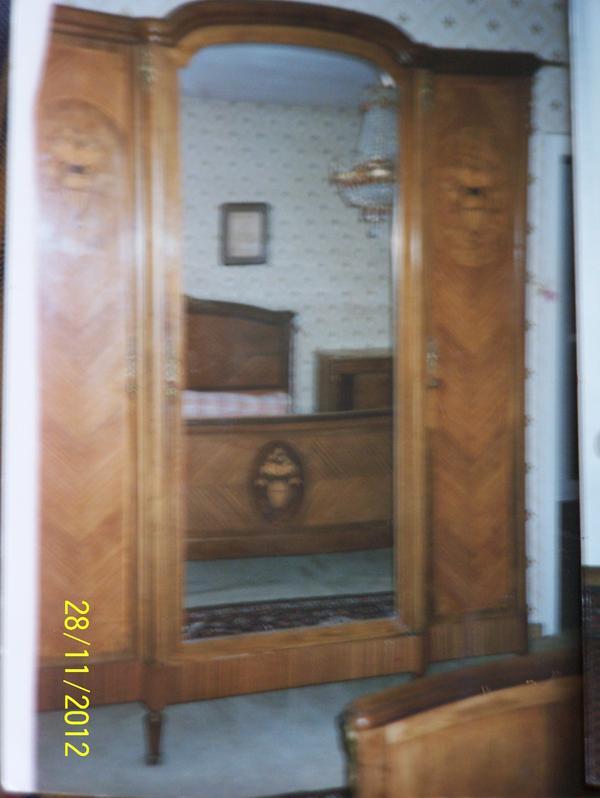 schlafzimmer von 1900 intarsien in lampertheim schr nke sonstige schlafzimmerm bel kaufen. Black Bedroom Furniture Sets. Home Design Ideas