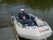 Schlauchboot Honda 320