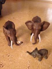 Schleich Elefantenfamilie