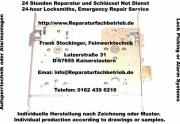 Schlosser Reparatur Service