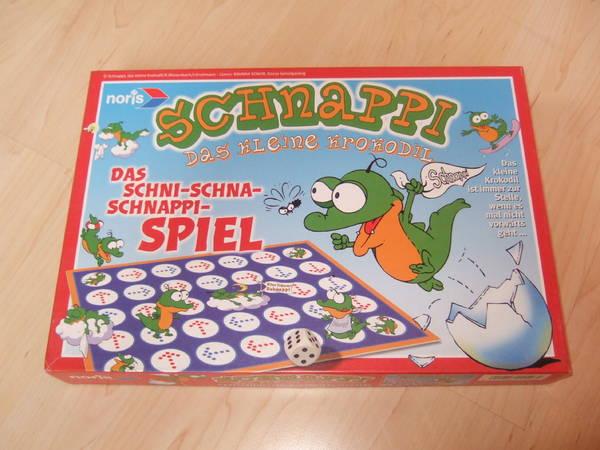 Schnappi Spiel