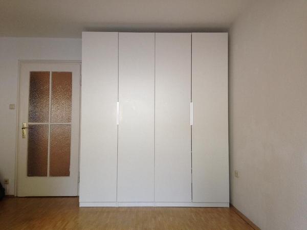 Ikea Pax Schrank Spiegeltür ~   Kleiderschrank; passt im Grunde zu jeder Einrichtung Der Schrank
