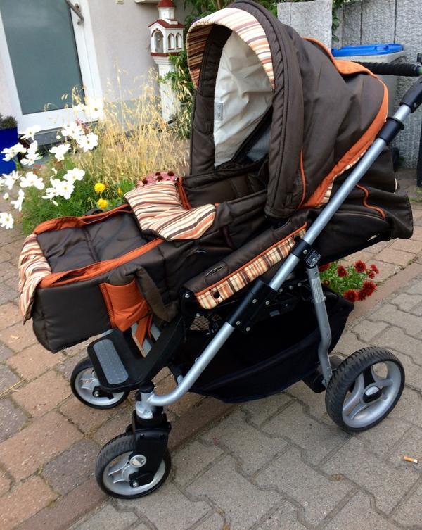 neu kinderwagen neu und gebraucht kaufen bei. Black Bedroom Furniture Sets. Home Design Ideas