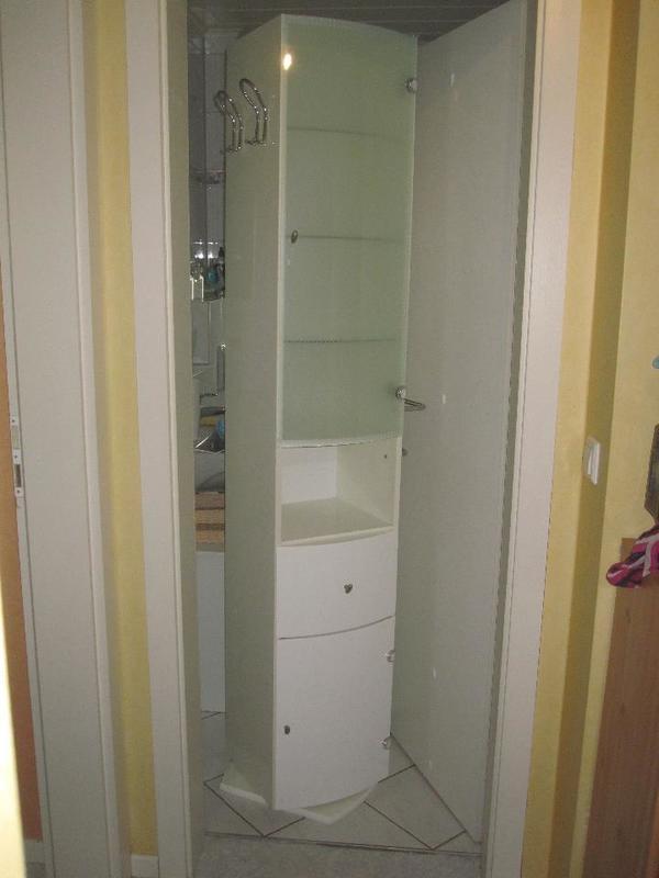 badezimmer hochschrank neu und gebraucht kaufen bei. Black Bedroom Furniture Sets. Home Design Ideas