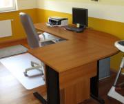 Schreibtisch Büro mit