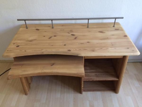 Schreibtisch ausziehbar neu und gebraucht kaufen bei for Computertisch 1m breit