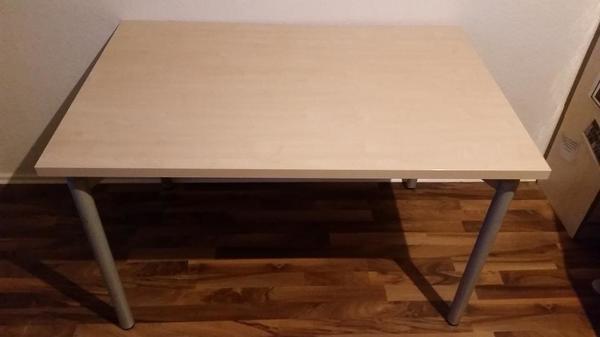 schreibtisch ahorn kaufen gebraucht und g nstig. Black Bedroom Furniture Sets. Home Design Ideas