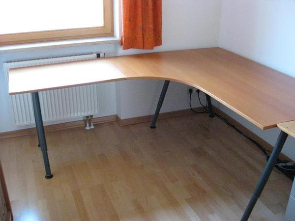 ikea schreibtischplatte neu und gebraucht kaufen bei. Black Bedroom Furniture Sets. Home Design Ideas