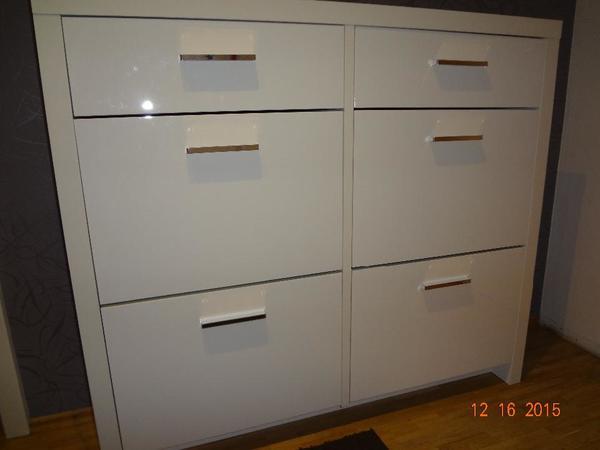 wei schuhschr nke neu und gebraucht kaufen bei. Black Bedroom Furniture Sets. Home Design Ideas