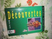 Schulbuch Französisch, Erdkunde
