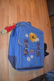 Schulranzen und Schulsporttasche