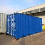 Seecontainer, Überseecontainer, Container,