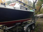 Segelboot Jaguar 22 -
