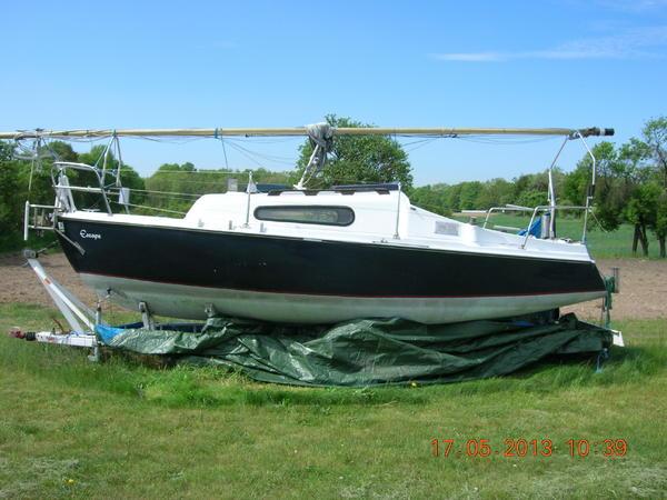Segeljolle carina r segelboot trailer in eberswalde for Fenster xylon