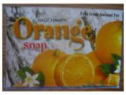 Seife mit Orangenduft
