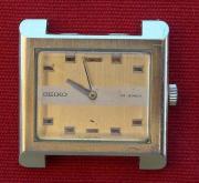 Seiko Armbanduhr, Handaufzug,