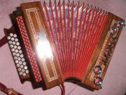 Selbstspielendes Harmonika Steirisch