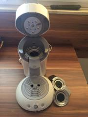 Senseo Original Kaffeepadmaschine DEFEKT Verkaufe eine Senseo Kaffeepadmaschine als defekt in weiß. Die Kaffemaschiene ist optisch in einem ... 30,- D-83301Traunreut Heute, 12:29 Uhr, Traunreut - Senseo Original Kaffeepadmaschine DEFEKT Verkaufe eine Senseo Kaffeepadmaschine als defekt in weiß. Die Kaffemaschiene ist optisch in einem