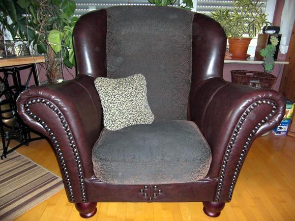 xxl sessel neu und gebraucht kaufen bei. Black Bedroom Furniture Sets. Home Design Ideas