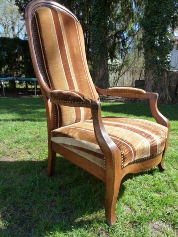sessel biedermeier hohe sitzlehne um 1880 franz sich antik in m nchen sonstige m bel. Black Bedroom Furniture Sets. Home Design Ideas