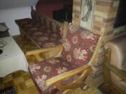 sessel aus buche gepolstert in neckargem nd polster sessel couch kaufen und verkaufen ber. Black Bedroom Furniture Sets. Home Design Ideas