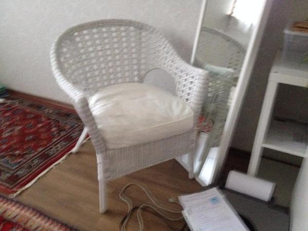 sessel weiss neu und gebraucht kaufen bei. Black Bedroom Furniture Sets. Home Design Ideas