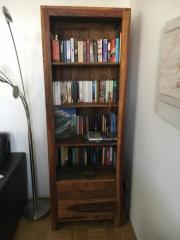 Sheesham Bücherregal
