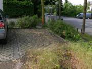Sicherer Aussen-Parkplatz