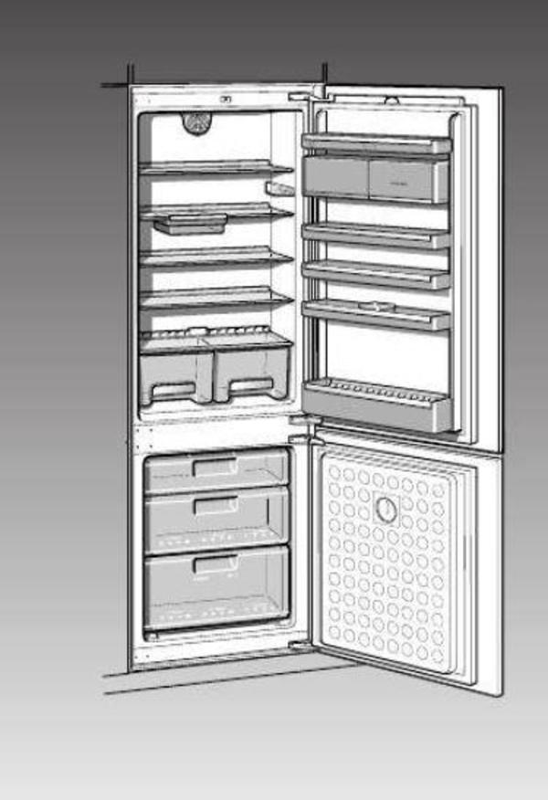 siemens kuhl gefrier kombination gebraucht kaufen nur 3 st bis 75 g nstiger. Black Bedroom Furniture Sets. Home Design Ideas