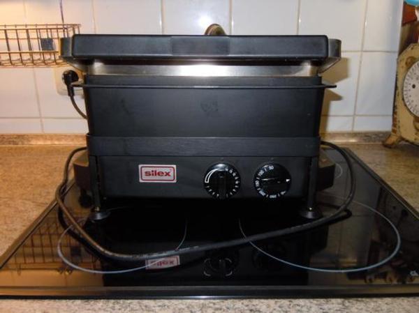 silex profi kontakt multi tischgrill grillen toasten. Black Bedroom Furniture Sets. Home Design Ideas