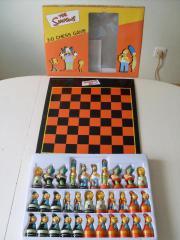 Simsons Schachspiel mit