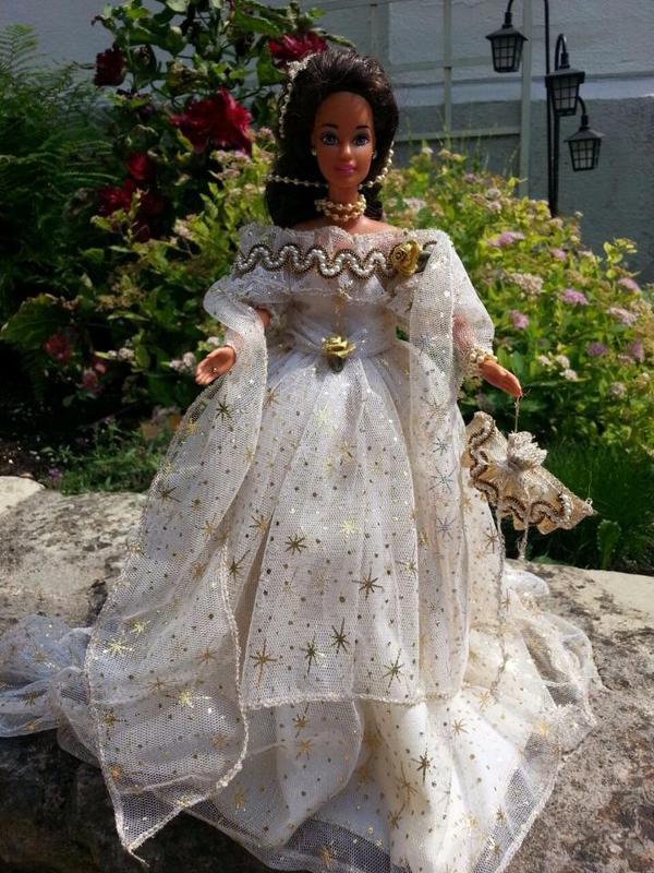 sissi barbie zu verkaufen unikat in boxberg spielzeug. Black Bedroom Furniture Sets. Home Design Ideas
